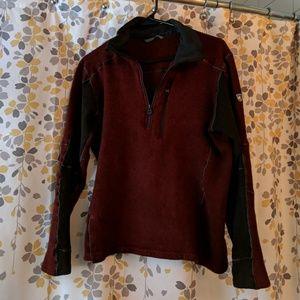 Kuhl Men's 1/4 zip fleece